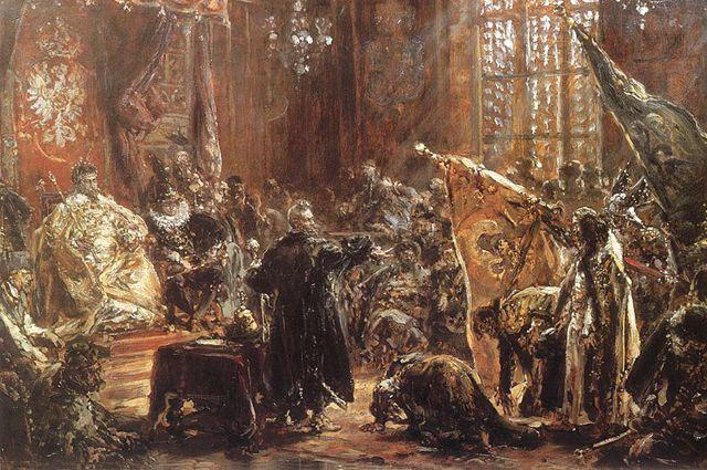 Как упраздняли Польшу