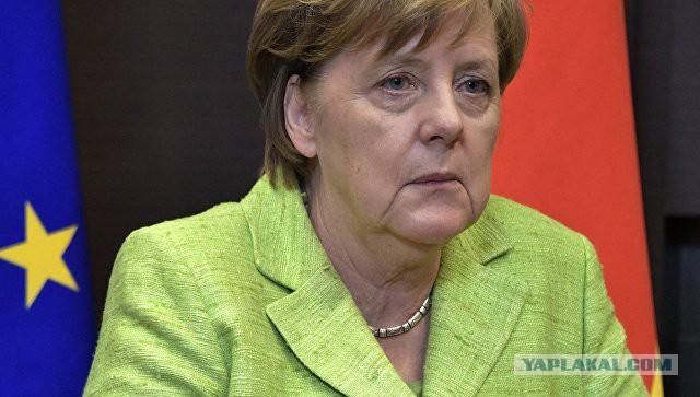 Меркель попросила Путина обеспечить соблюдение прав геев в Чечне
