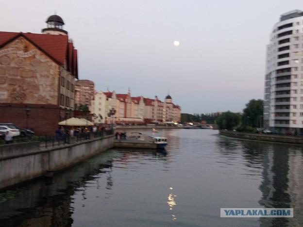 Отпуск в русской Европе или неделя в Калининграде
