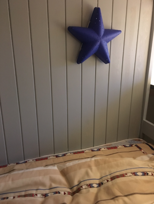 Рестайлинг икеевской кровати