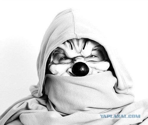 Клоуны из кошмаров (22 фото)