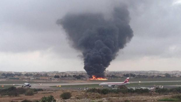 На Мальте разбился самолёт с чиновниками из ЕС