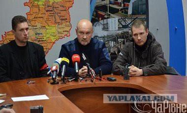 Правый сектор объявил джихад МВД Украины