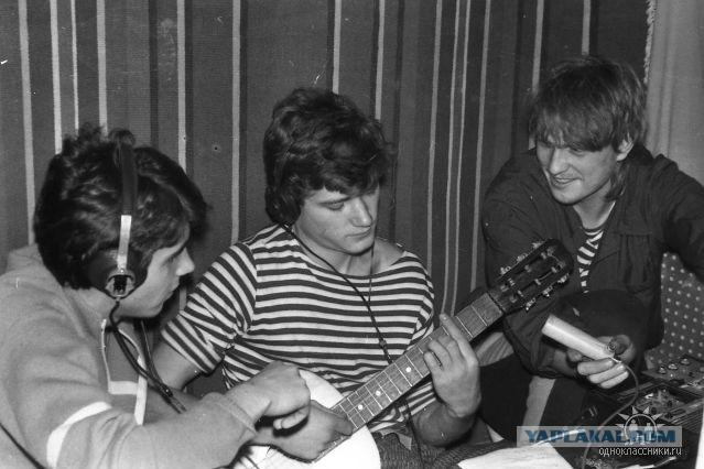 Радиохулиганы 80-х
