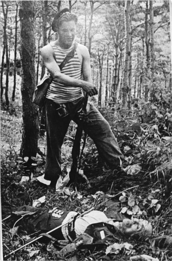 Южный Сахалин 1945