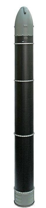 Первое официальное изображение МБР РС-28 «Сармат»