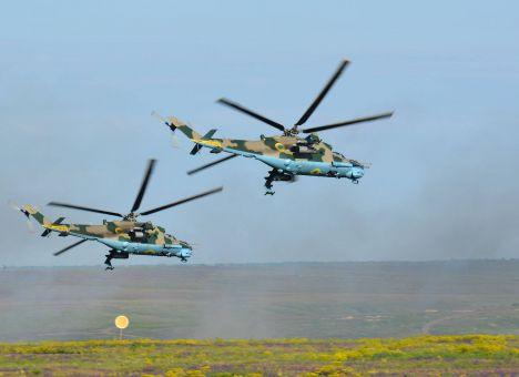 Для Вооруженных Сил Украины закупили непригодные вертолеты