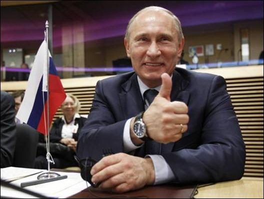 ЯП, давайте поддержим Путина. Где позитив?!