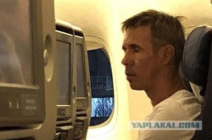 Актер Алексей Панин устроил дебош на борту самолета Симферополь – Москва