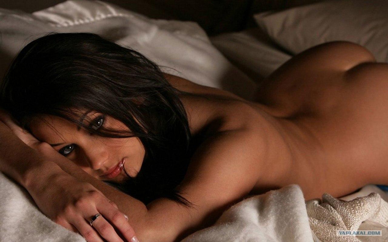 Фото секса с брюнетками красивыми 16 фотография