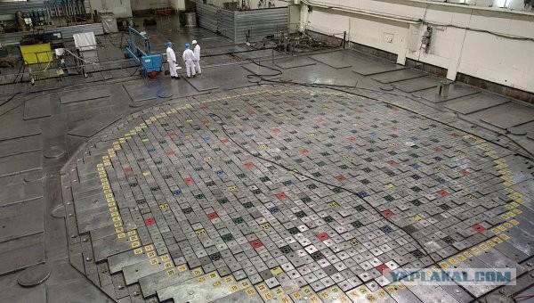 Завершёна разработка атомного реактора
