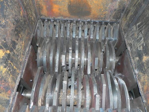 Шредер для металла своими руками 85