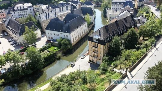 Люксембург стал первой страной в мире, сделавшей бесплатным проезд в общественном транспорте