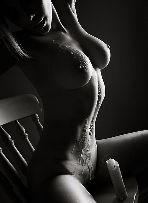 Сексуальная жена с горячим телом