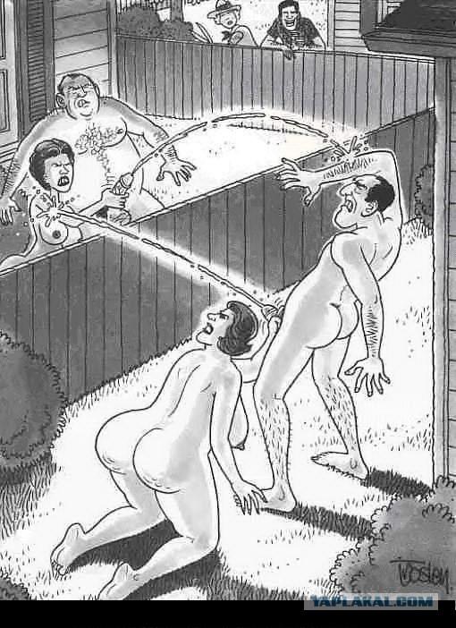 карикатура про секс фото