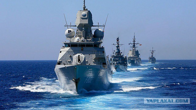 корабли НАТО будут ходить через Керченский пролив