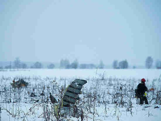 Крушение Ан-148 предстало в новом свете: пилотов учат отвратительно