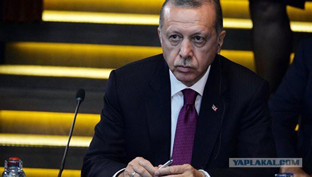 Эрдоган объявил о начале бойкота Турцией электроники из США