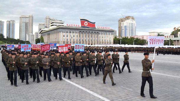 На совещание в Пхеньян срочно вызвали послов КНДР