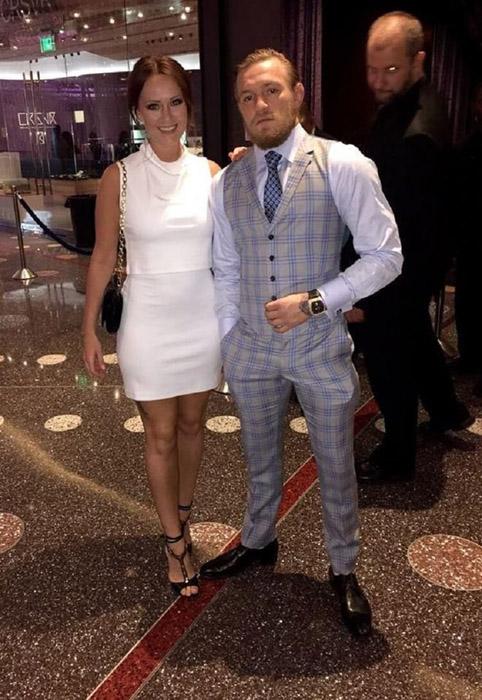 «Она была со мной, когда я был никем»: история успеха ирландского борца «UFC» Конора МакГрегора