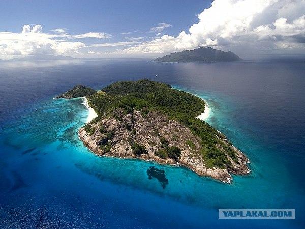 Роскошный частный остров на Сейшелах (39 фото)