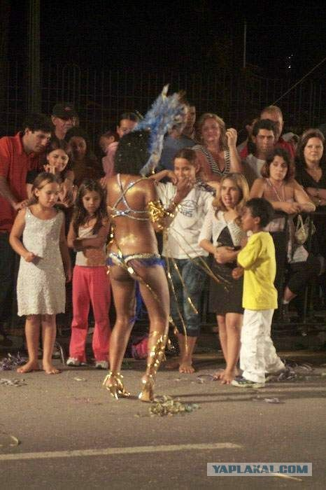 Бразилия, карнавал, немного текилы...  (6 фото)