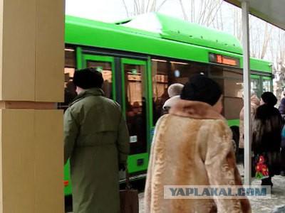 В Перми ребёнка высадили из автобуса в лесу в сильный мороз