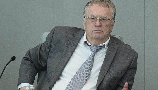 Жириновский предложил внести изменения в Конституцию