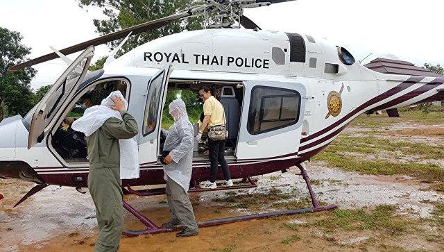 Из пещеры в Таиланде вывели всех детей!
