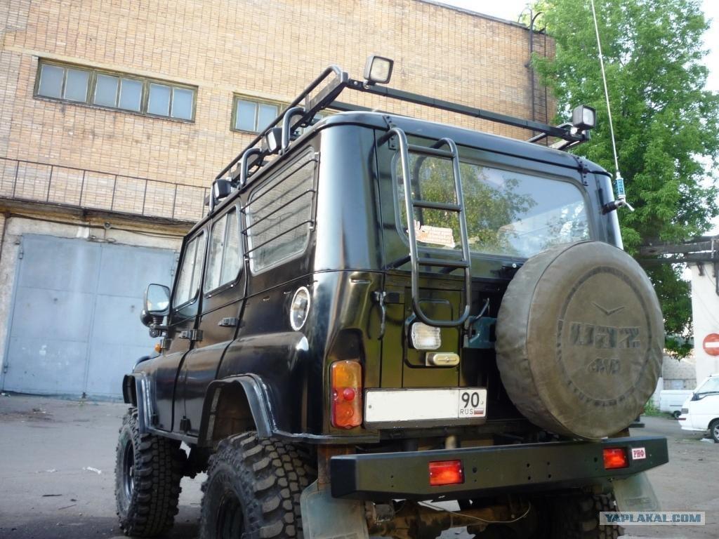 Лифтинг уаз 469 фото - Журнал авто