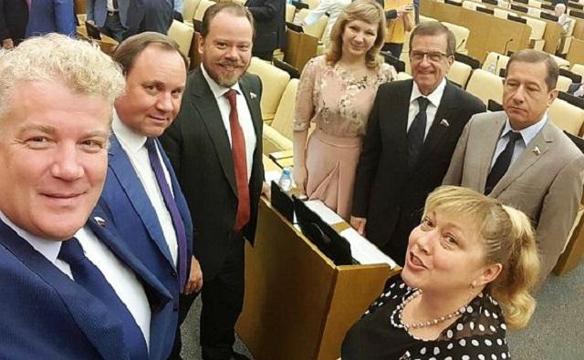 Экспертный совет «Единой России» выступил против идеи раскрывать размер пенсий депутатов и чиновников