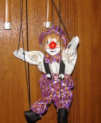 Куклы своими руками на веревках 70