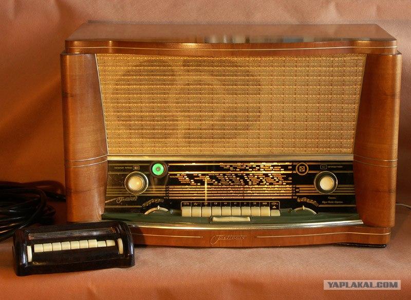 Старое радио коллекция слушать полностью