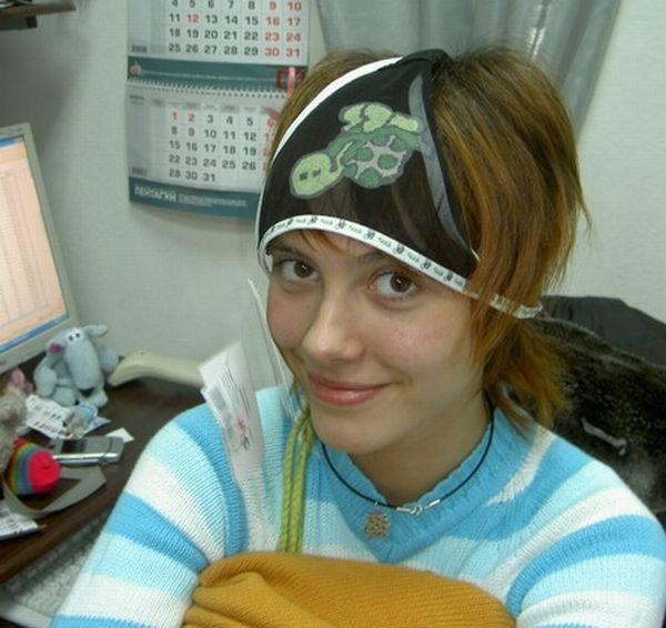 Что одевает на голову врачу