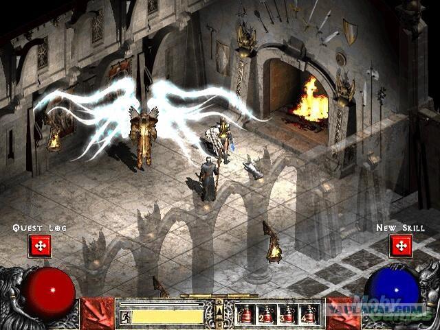 Патч Diablo 2 Lord of Destruction v1.0.7 - v1.13c +Русификатор - Патч.