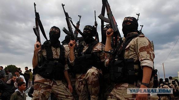 Боевики ИГИЛ готовят атаку на Туркмению и Узбекистан