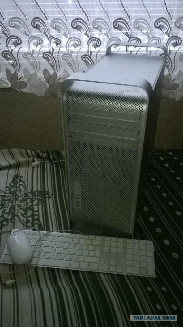 Продается Mac Pro 3.1