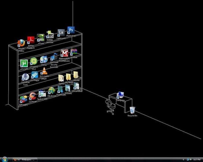 Как сделать фон для рабочего стола компьютера 184