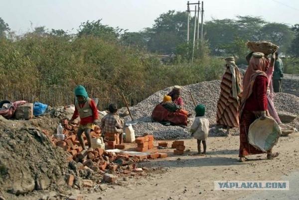 Женщины в Индии 16 фото