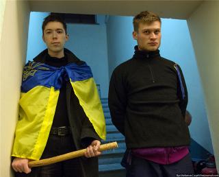 Дорожные пираты Евромайдана