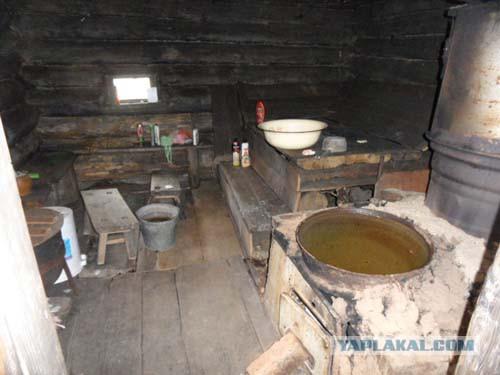 Косметический ремонт бани