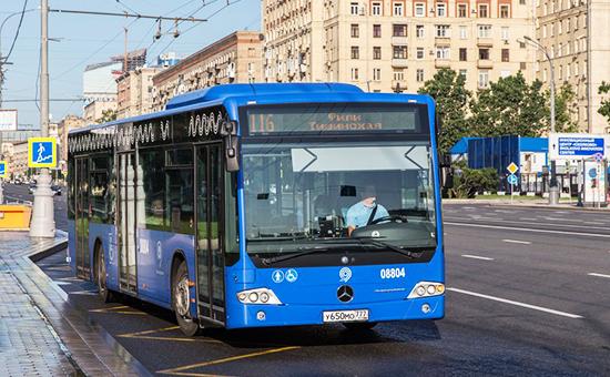 В Узбекистане объявили о наборе водителей автобусов для работы в Москве