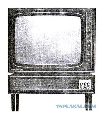советских телевизоров