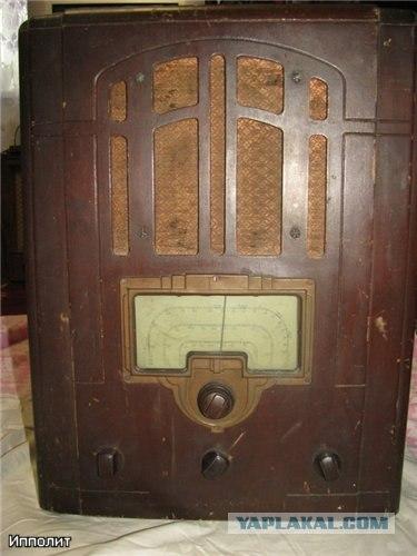 Старое радио (или то, что греет душу)