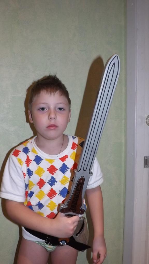 мечь и орал: