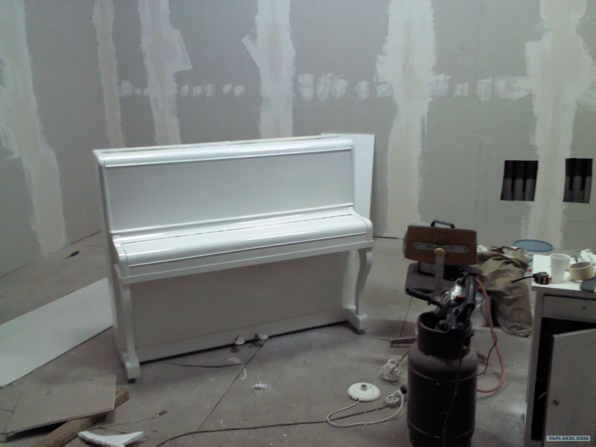 статус о пианино