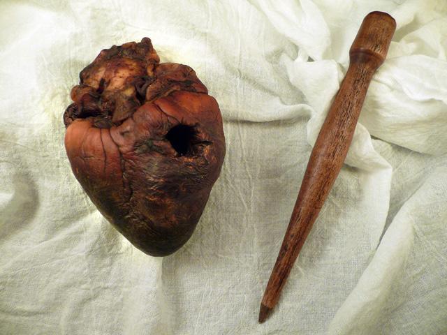 Сердце вампира