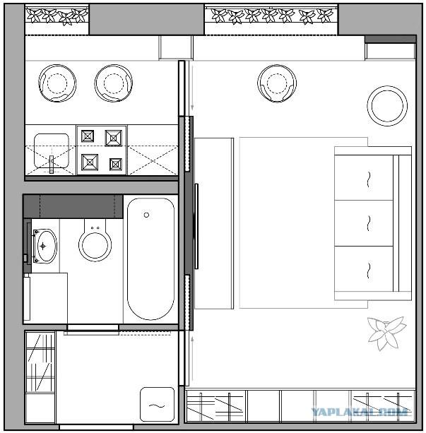 Теснота 5 способов выжить в маленькой квартире