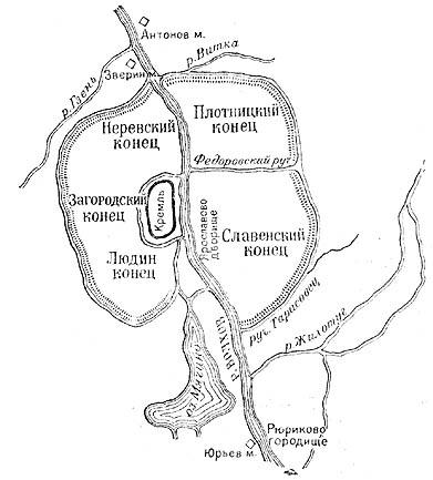 Русь, Россия: Часть четвертая