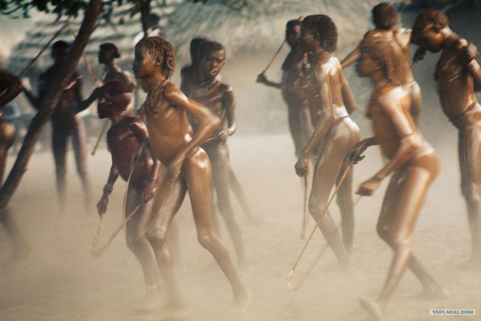 Фото дикие племена в африке 26 фотография